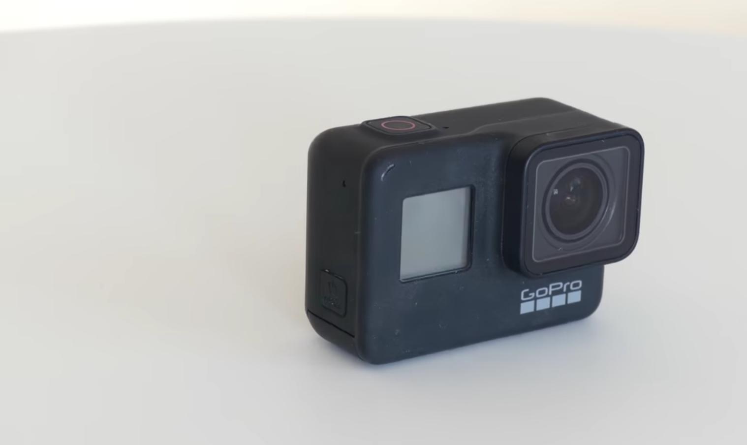 GoPro Hero 7 Black Vergleichstest